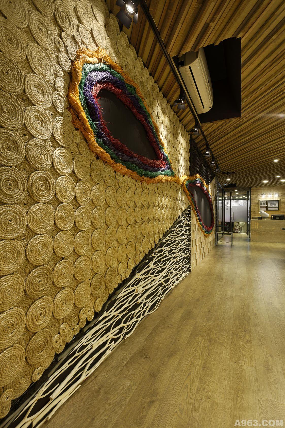 中华室内设计网 作品中心 公共空间 办公空间 > 拾雅客空间设计作品