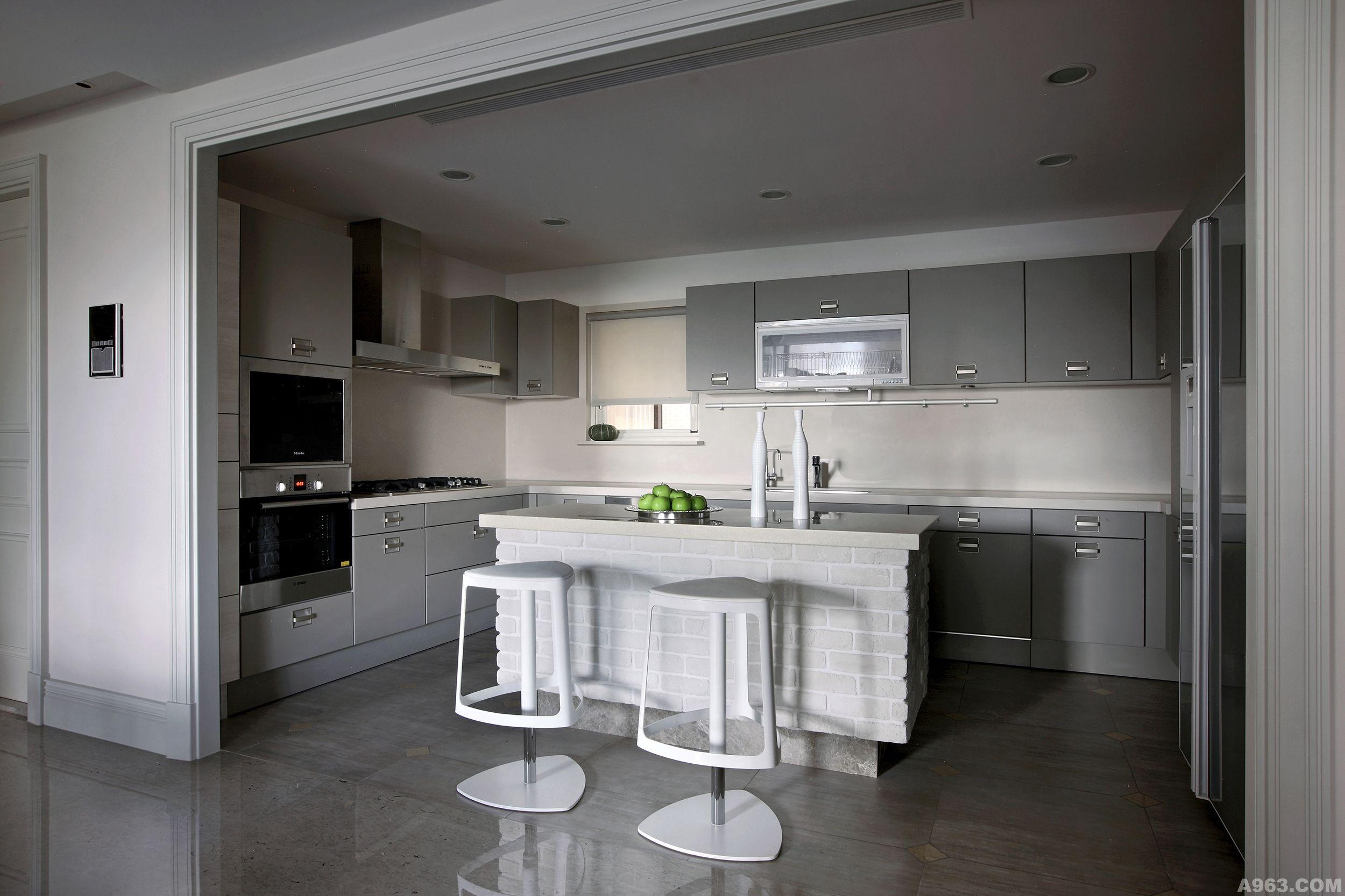 4至6平方米厨房设计图