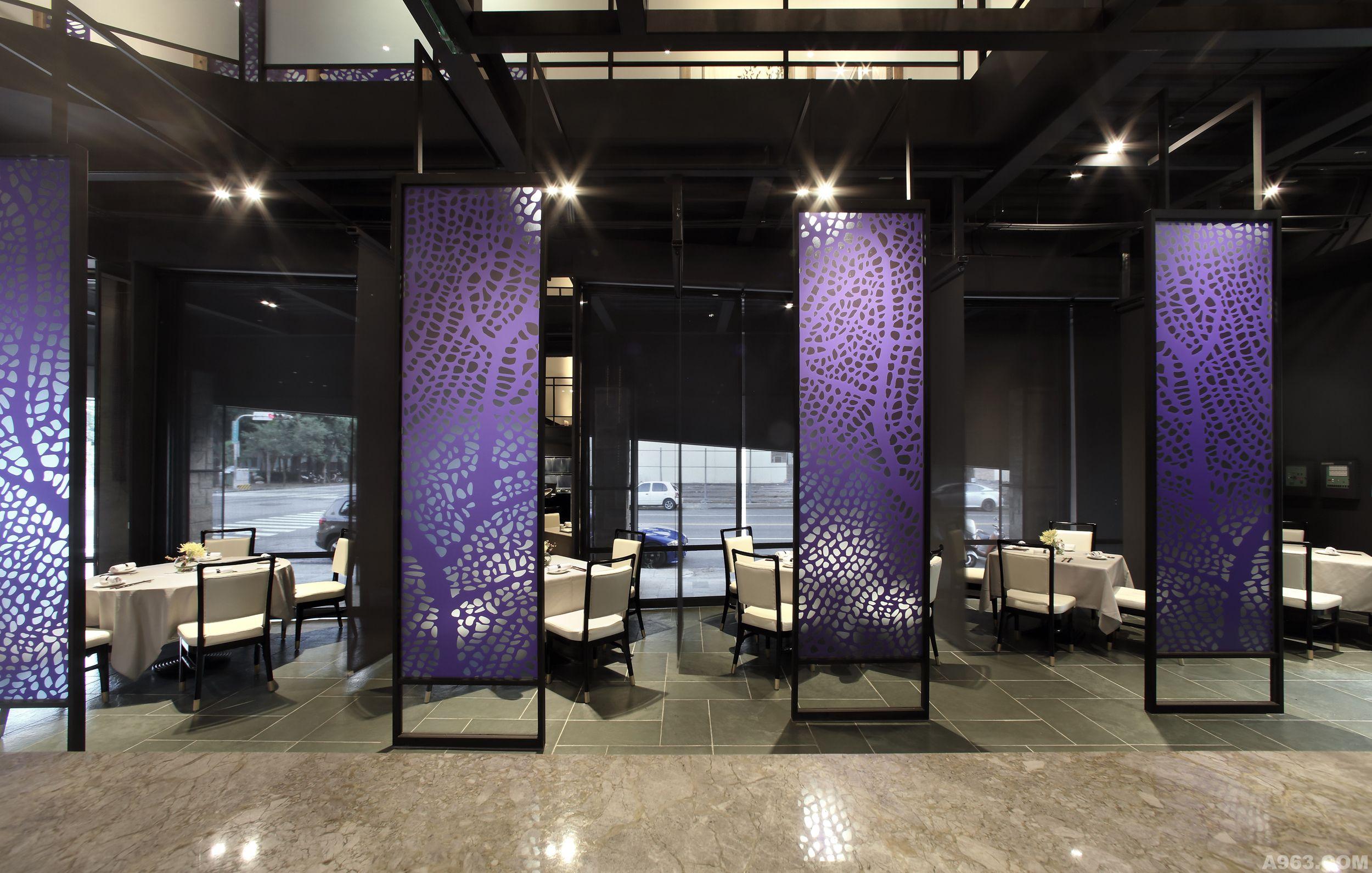 响海- 餐饮空间 - 第5页 - 杨焕生设计作品案例
