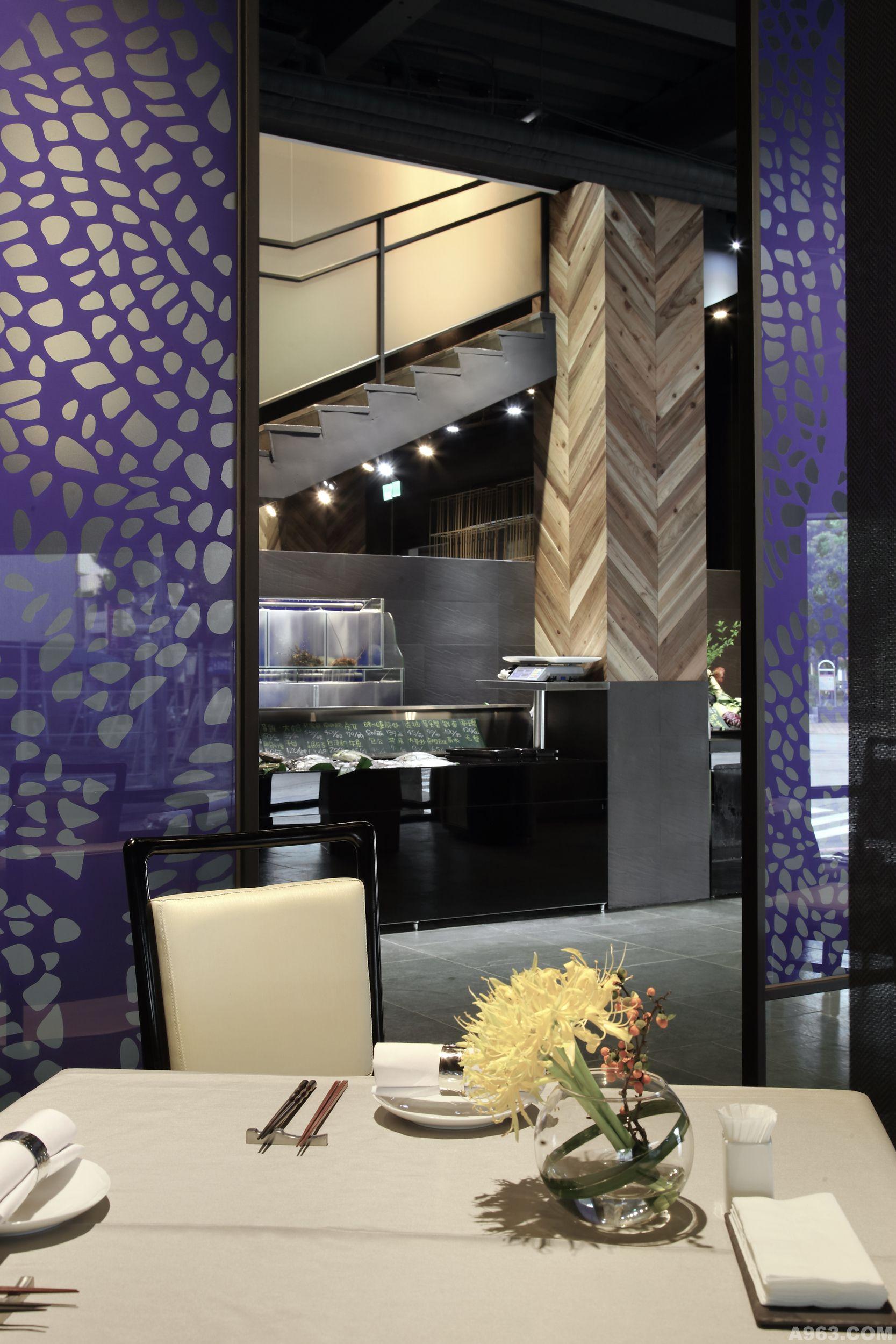 响海- 餐饮空间 - 第4页 - 杨焕生设计作品案例