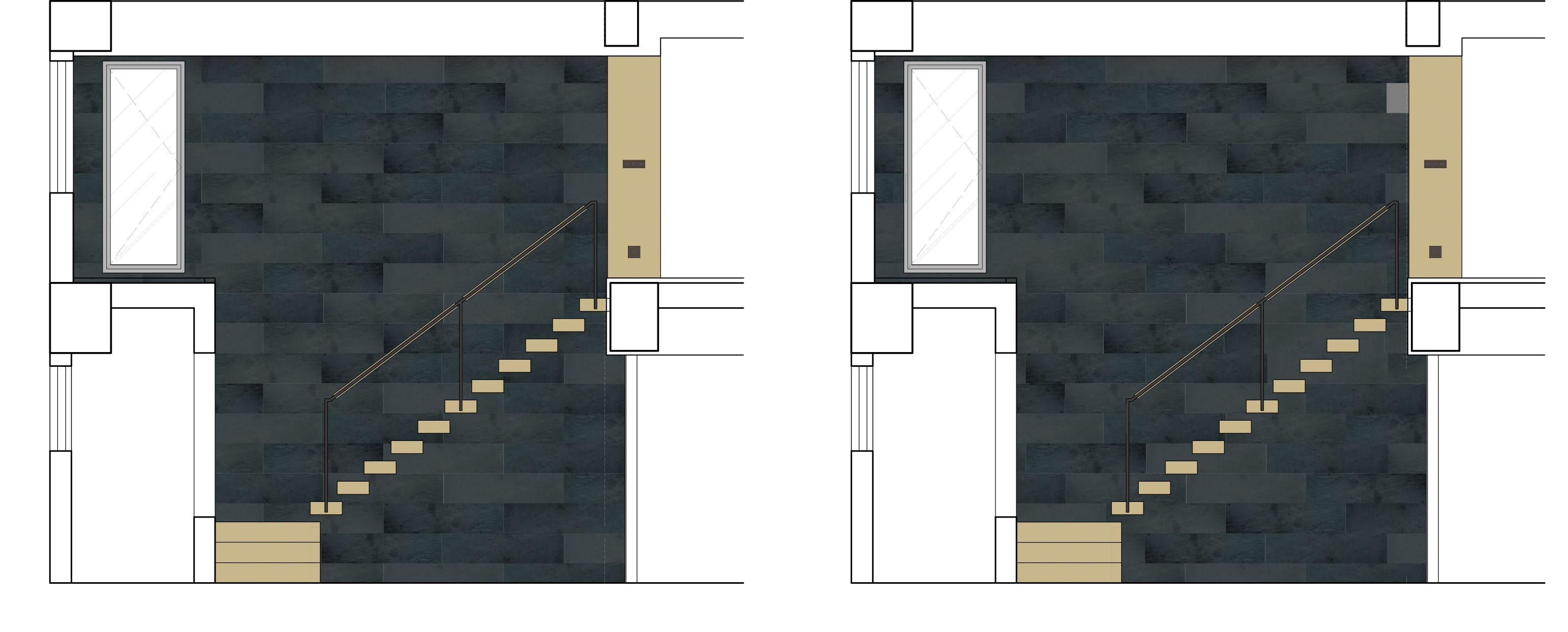 楼梯平面设计